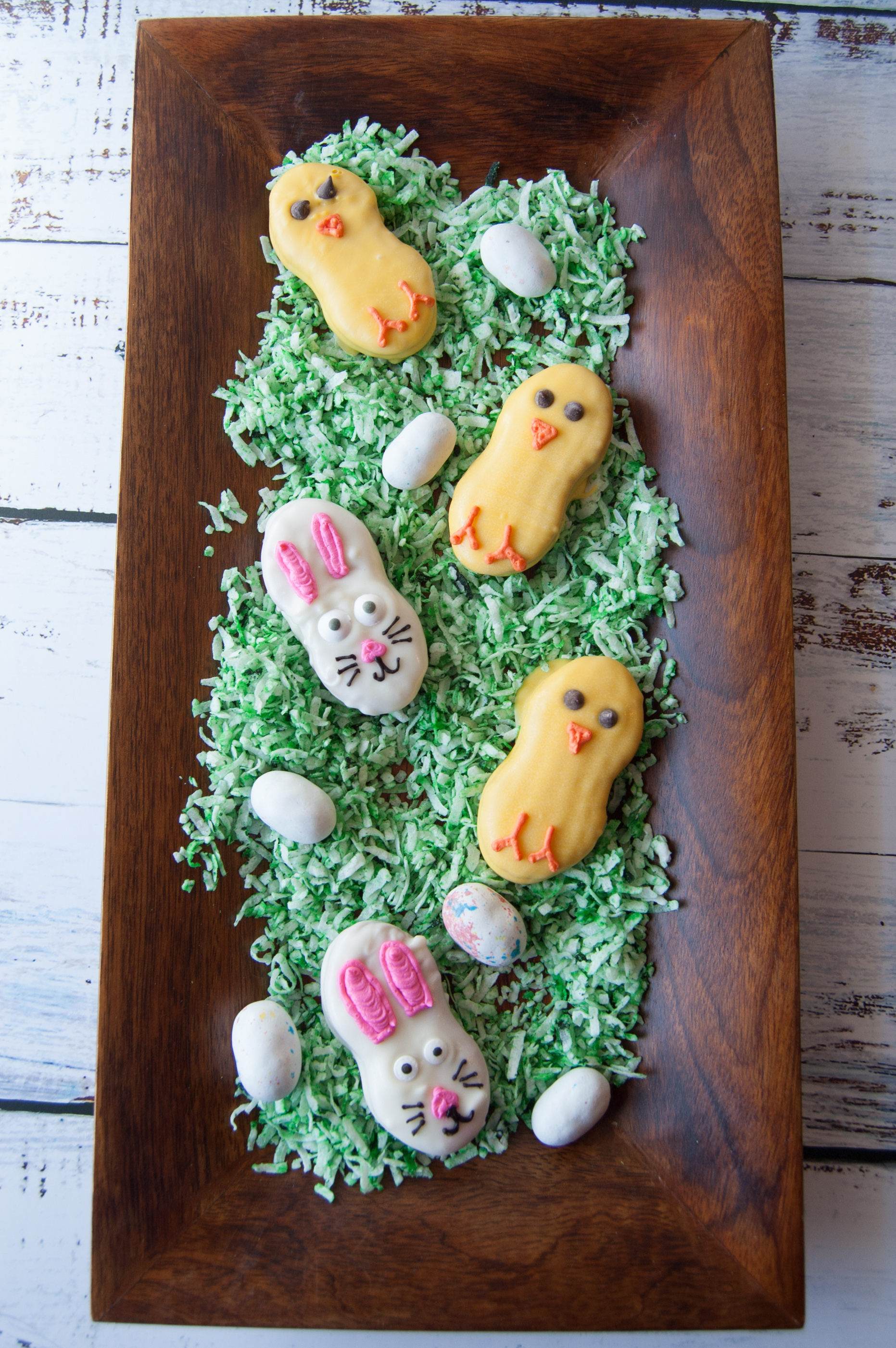 Nutter butter chicks and bunnies