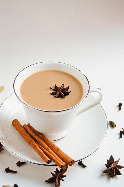 Chai tea latte concentrate