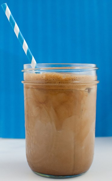 Super easy iced coffee