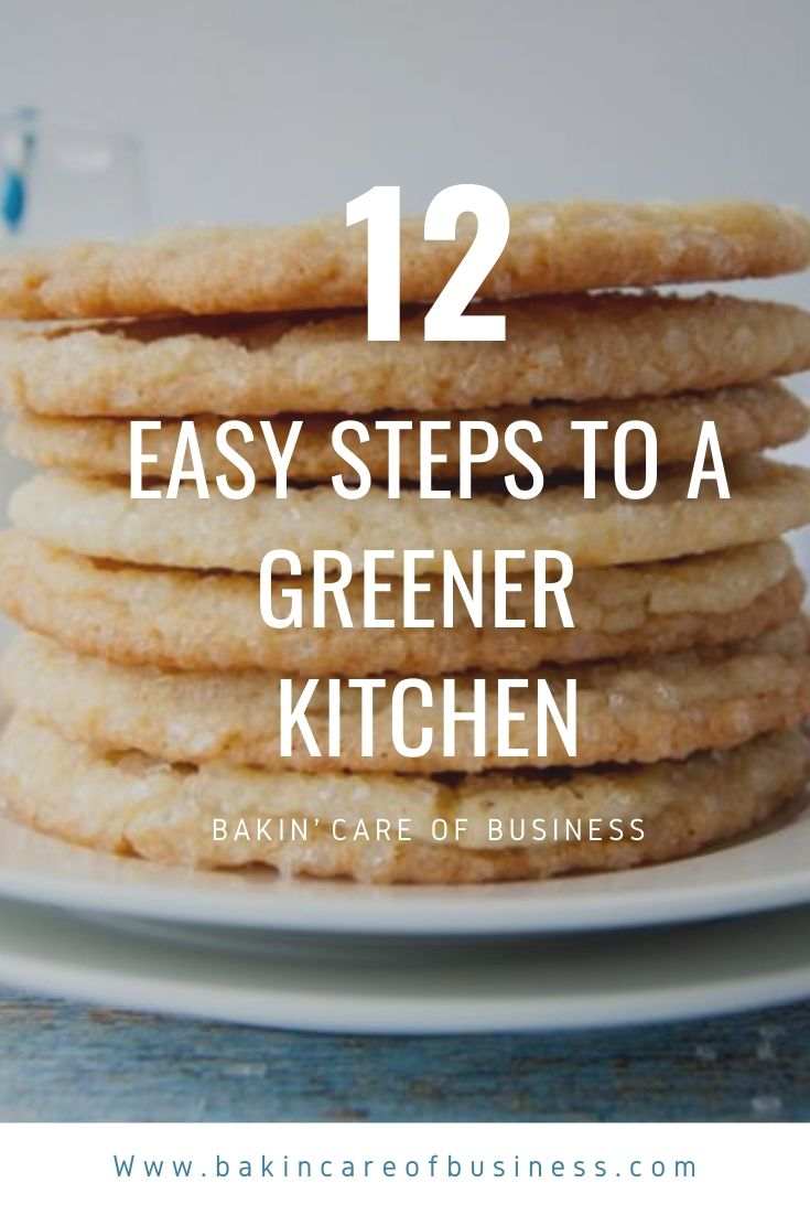 12 easy steps to a greener kitchen