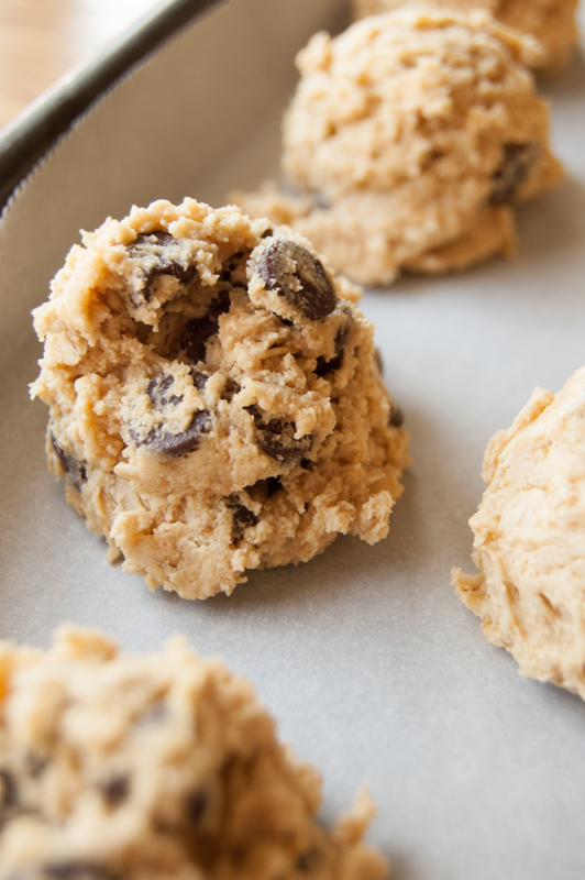 How to freeze cookie dough