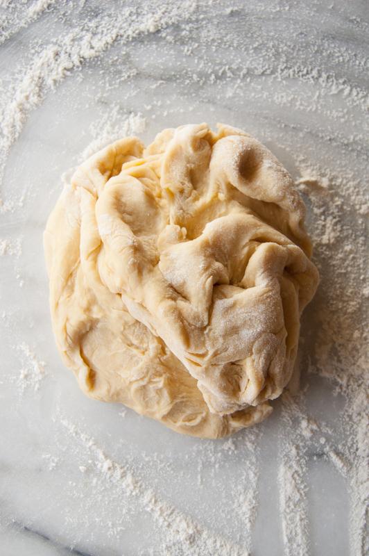 potato bread dough
