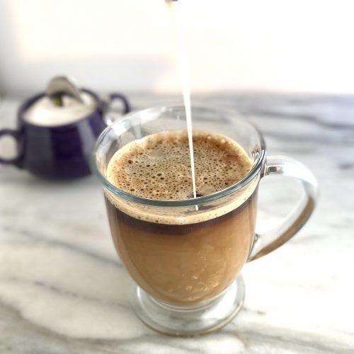Easy Vegan Homemade Coffee Creamer