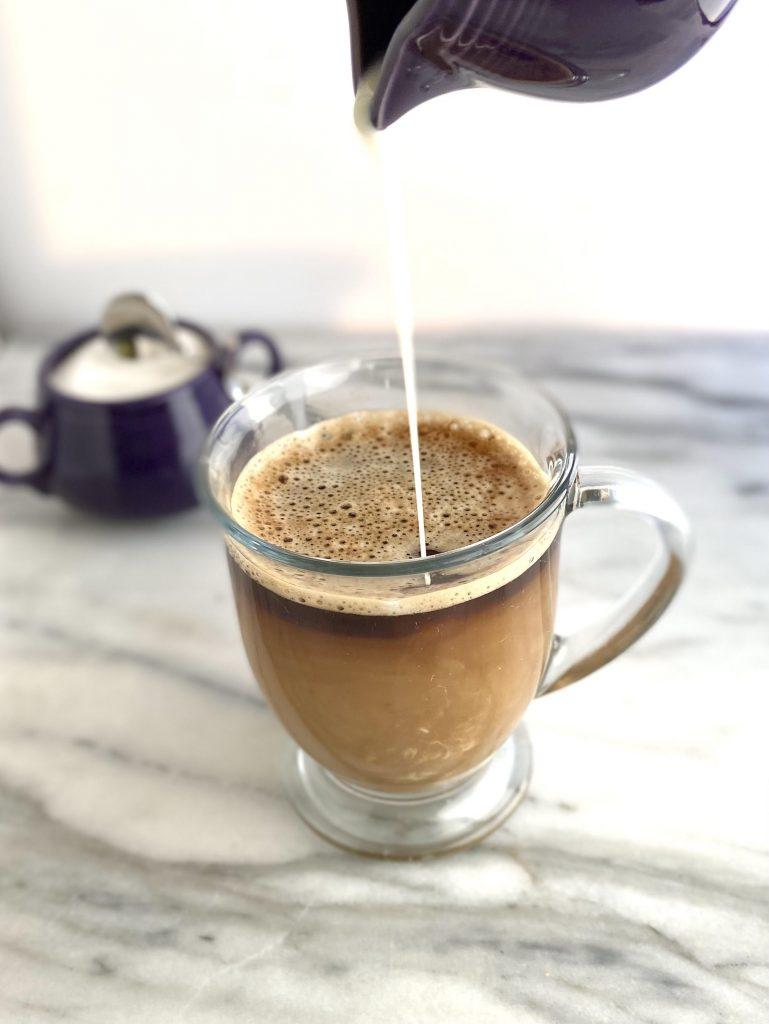 Easy Vegan Homemade Coffee Creamer